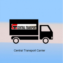 Magento 2 Central Transport Shipping Carrier