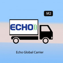 Magento 2 Echo Global Shipping Carrier