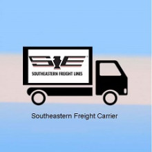 Magento 2 Southeastern Freight Carrier